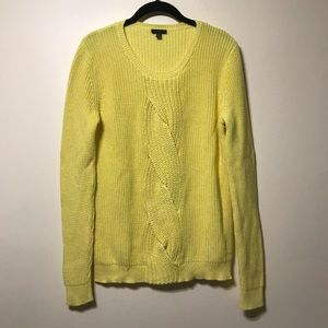 Talbots 🍋 sweater